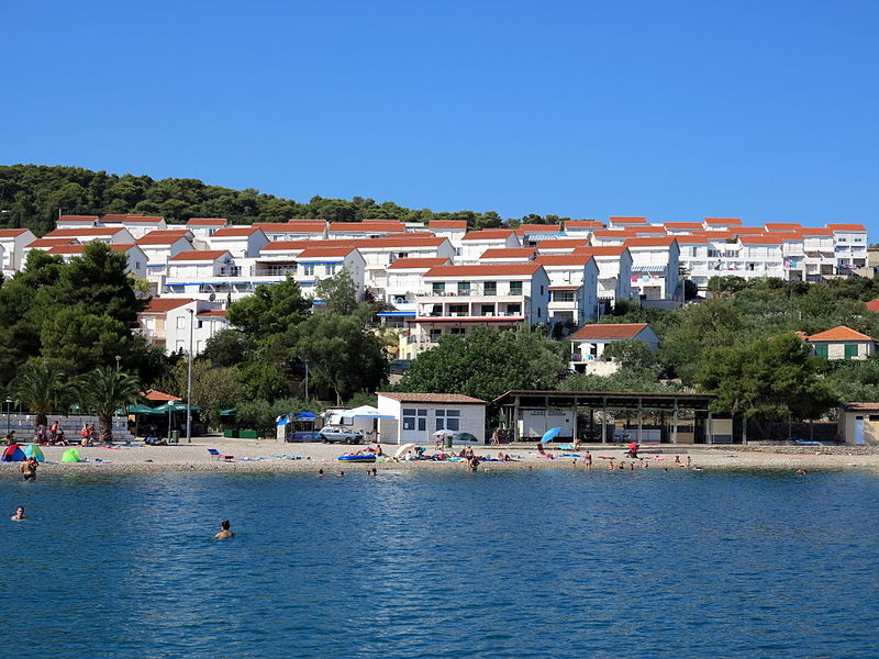 Necujam Island Solta Croatia Travel Croatia Appartments And Villas Croatia Private