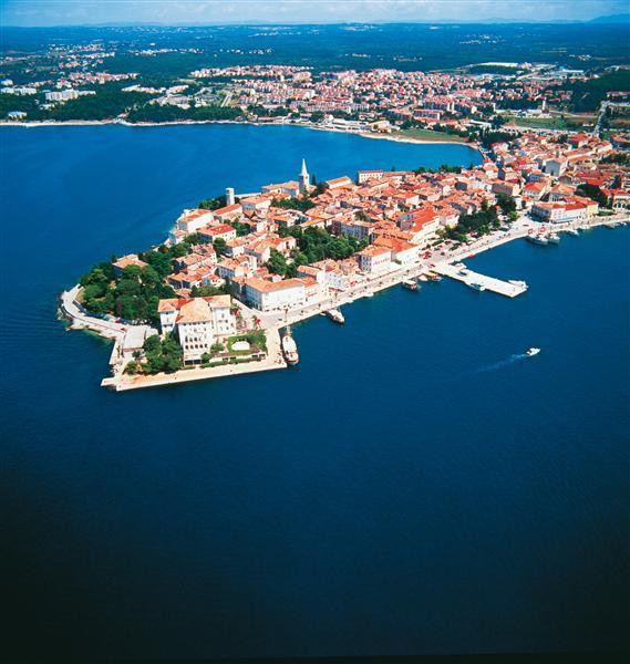 Porec Croatia Travel Croatia Appartments And Villas Croatia Private Accomodation
