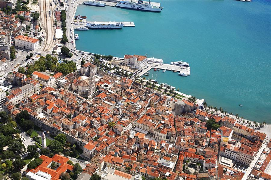 Split Croatia Travel Croatia Appartments And Villas Croatia Private Accomodation