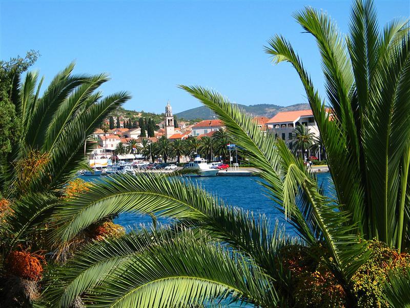 Vela Luka Island Korkula Croatia Travel Croatia Appartments And Villas Croatia Private