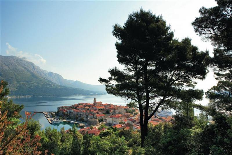 Korcula Island Korcula Croatia Travel Croatia Appartments And Villas Croatia Private