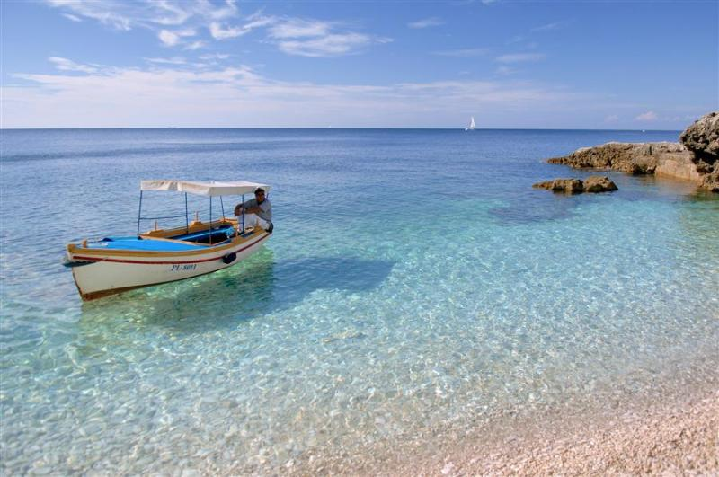 Bozava Island Of Dugi Croatia Travel Croatia Appartments And Villas Croatia Private