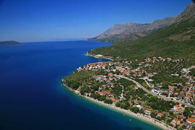 Podaca Croatia Travel Croatia Appartments And Villas Croatia Private Accomodation