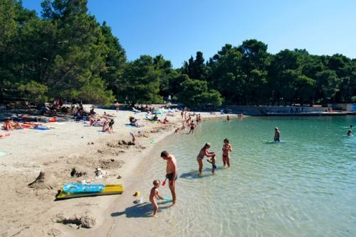 Veli Losinj Beaches of Town of Veli Lošinj