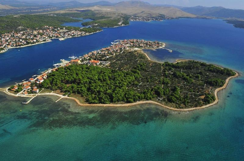 häuser in kroatien brodarica kroatien reisen kroatien ferienwohnungen und